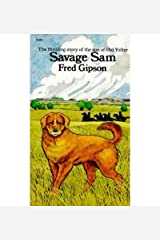 [(Savage Sam )] [Author: Fred Gipson] [Jul-1976] Paperback