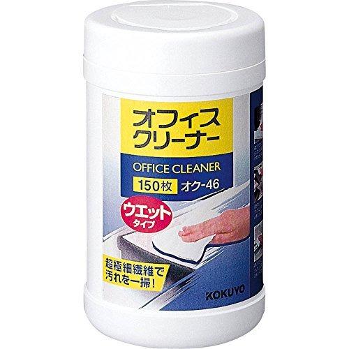 Fed -46 150 sheets KOKUYO office cleaner wet type (japan import) by Kokuyo