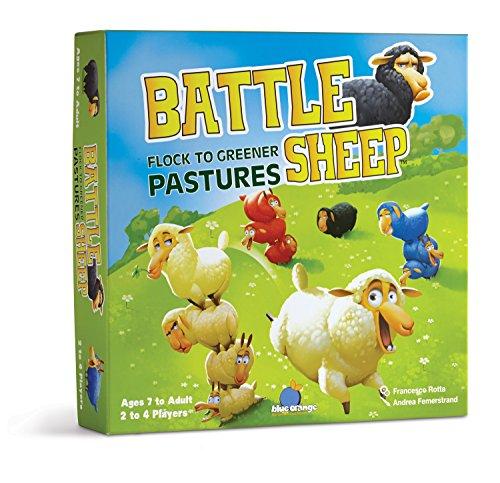 Battle Sheep Game - Blue Orange