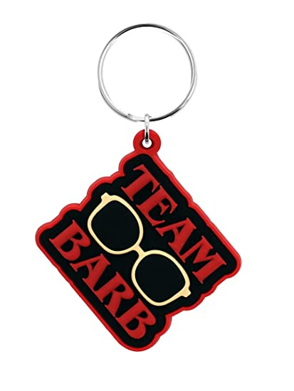 Pyramid International Stranger Things Rubber Keychain Team ...