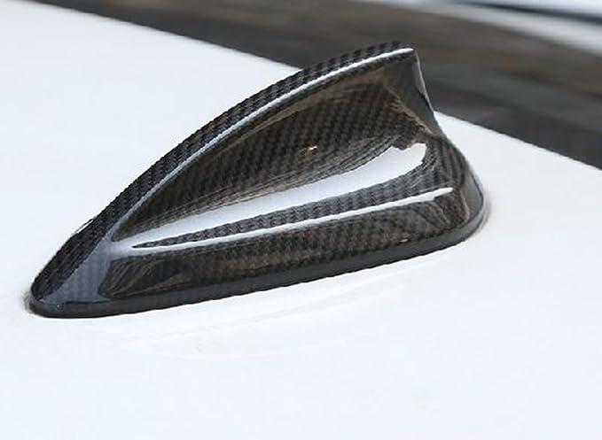 De fibra de carbono cubierta de la antena para BMW 1 Series ...