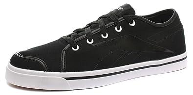 d757e378ee4a71 Reebok Canvas Court Rush Mens Tennis Shoes