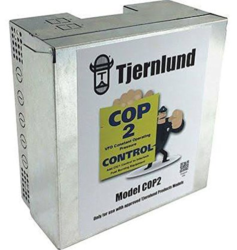 Tjernlund COP2 Heater Interlock Control for RT-Series Fans