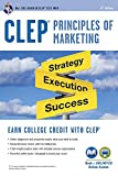 img - for CLEP  Principles of Marketing Book + Online (CLEP Test Preparation) book / textbook / text book