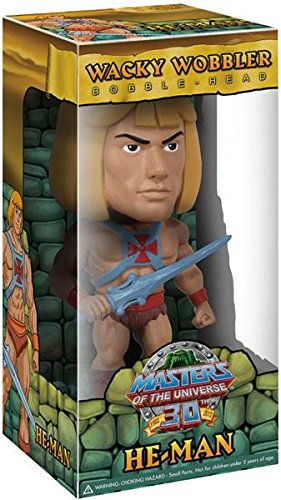 Funko Masters of The Universe: He-Man Wacky Wobbler