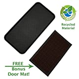Proshar Eco Friendly Multi purpose Tray - Used as Boot Tray, Pet Food Bowl Tray, Floor Protection, Doorway, Entryway, Garden, Car, Garage, Pantry and Painting Tray