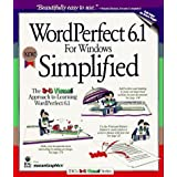 Wordperfect 6 1 for Windows Simplified by Ruth Maran (1994-01-02)