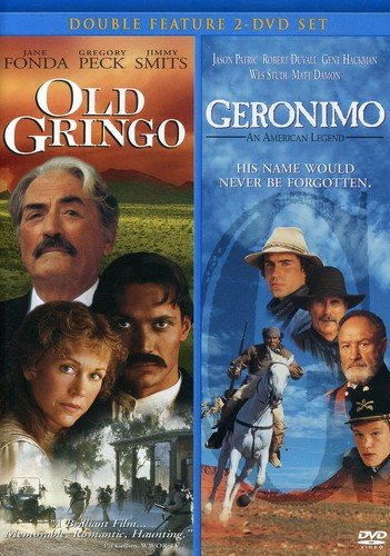 An American Legend Two-Pack (Old Gringo / Geronimo)