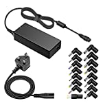 90W Laptop Charger Universal UK Plug Power Adapter Cord Replacement For Toshiba Sony Samsung IBM Dell Acer HP Lenovo…