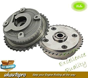 Escape VVT el árbol de levas Gear encaja Mini Cooper r56-r61 N12 N16 N18 1.6L 11367536085: Amazon.es: Coche y moto