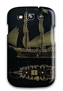 New Arrival Galaxy S3 Case Assassin's Creed 4 Black Flag Jackdaw Case Cover by supermalls