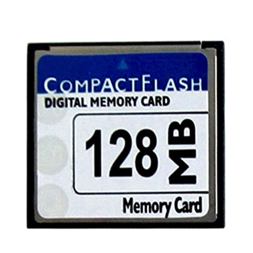 FengShengDa 128MB Memory Card Compact Flash Memory Card Camera card Numerical control machine tool storage card ()