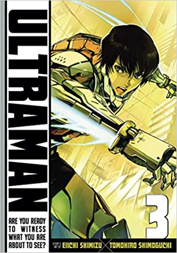 Book Ultraman, Vol. 3