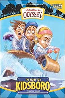 Book The Fight for Kidsboro PB (Adventures in Odyssey Kidsboro)