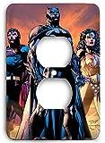 ICONS Superman Batman Wonder Woman Outlet Cover