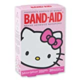 Band-Aid Hello Kitty Bandages - First Aid Kid Supplies - 480 Per Pack