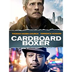 CARDBOARD BOXER debuts on Blu-ray and DVD November 15 from Well Go USA