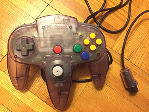 Price comparison product image Nintendo 64 Controller - Atomic Purple