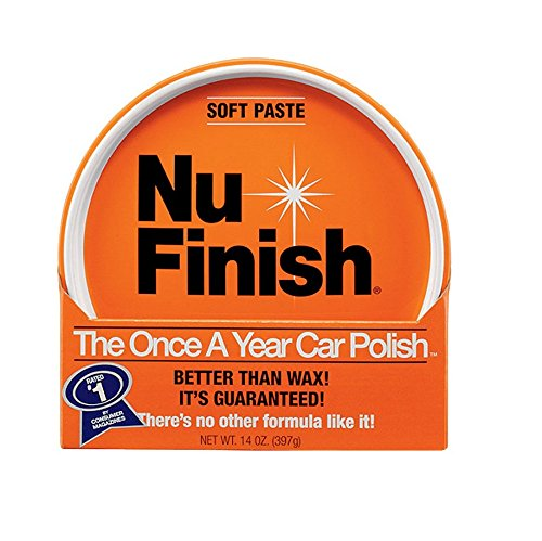 Price comparison product image Nu Finish NFP-80 14 Oz Nu Finish® The Once A Year Car Polish
