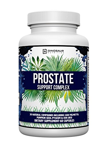 Cheap Complete Natural Prostate Health Supplement – Men's Prostate Support Formula with Saw Palmetto, Beta-sitosterol, Medicinal Mushrooms – Potential DHT Blocker & Helps Promote Testosterone