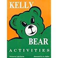 Kelly Bear Activities Paperback Book