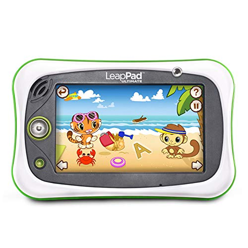 LeapFrog LeapPad Ultimate Ready for School Tablet, (Frustration Free Packaging), Green by LeapFrog (Image #1)