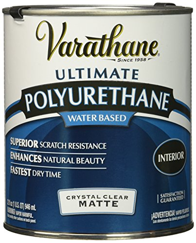 Rust-Oleum 262074 Ultimate Polyurethane Water Based
