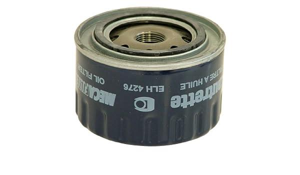 Mecafilter ELH4276 - Filtro De Aceite: Amazon.es: Coche y moto
