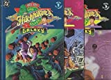 The Hitchhiker's Guide to the Galaxy [3 Volume Set]