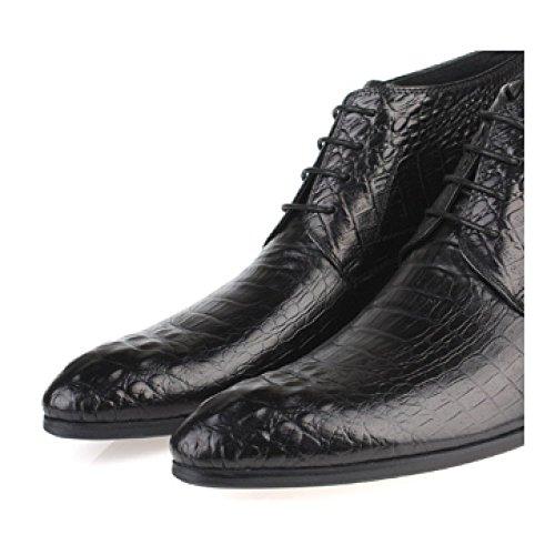 Stringate A Stivaletti Punta E Alta personalit Europeo Stile da Assistenza Scarpe alla Sposa Moda Scarpe Moda Americano qxIrUItf