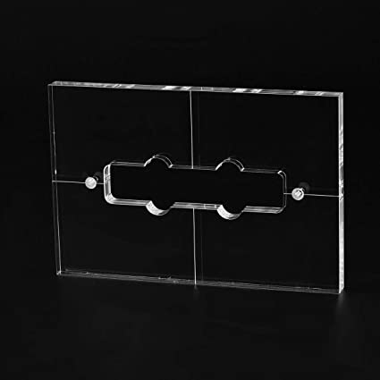 Musiclily pro cnc accurate acrylic bass neck routing templates for.