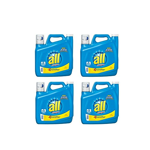 All 2x Ultra Stainlifter Liquid Laundry Detergent, 150 oz ma