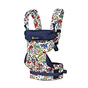 Ergobaby 360 All Carry Positions Award Winning Ergonomic Baby Carrier Limited Keith Haring, Color Pop