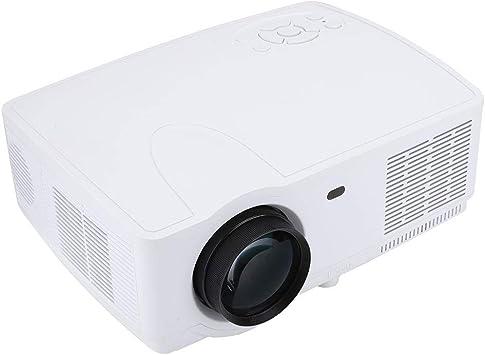 Wendry Proyector de Video, proyector Full HD Proyector de ...