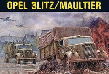 Lkw Garage Dekoration : Opel blitz maultier bundeswehr lkw schild aus blech metal sign
