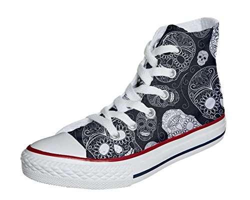 Converse All Star zapatos personalizados Unisex (Producto HANDMADE) Paisley