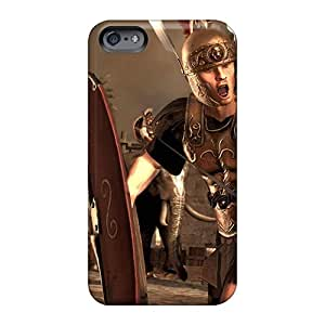 88bestcase Apple Iphone 6s Anti-Scratch Hard Phone Case Support Personal Customs Lifelike Total War Rome Ii Image [IEq4198WrFN]