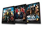 Set of 3 (Dhoom / Dhoom 2 / Dhoom 3) (Bollywood Movies / Indian Cinema / Hindi Film)