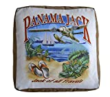 Panama Jack of All Travels Pouf Ottoman
