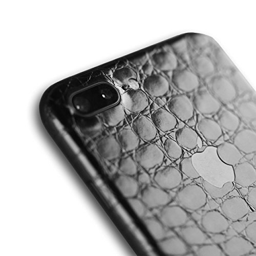 AppSkins Vorderseite iPhone 7 PLUS Alligator black