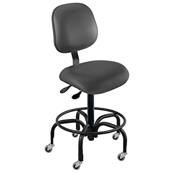 BioFit - EET-L-R-AV126 - Vinyl Ergonomic Chair with 17 to 22 Seat  sc 1 st  Amazon.com & Amazon.com : BioFit - EET-L-R-AV126 - Vinyl Ergonomic Chair with 17 ...