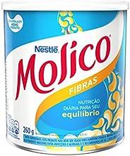 Composto Lácteo, Fibras, Molico, 260g
