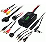 Metra Axxess AXM-DC01 Universal Stereo Audio Input with Smart Connections to Any Car Stereo (MetraAXM-DC01 )