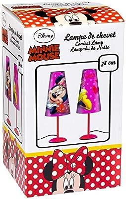 Nachttischlampe Disney Minnie – 40 cm