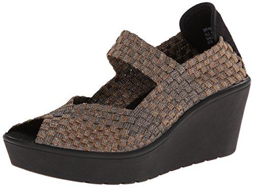 STEVE MADDEN BRYNN - Zapatillas para mujer bronce