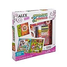 ALEX Toys - Groovy Scrapbook 106P