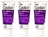 Beauty : 3M Cavilon Durable Barrier Cream - Fragrance Free - 3.25 ounces (92g) Tube - Pack of 3