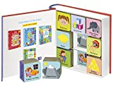 Best Board Books For Boys - Clever Baby: 9 Mini Board Book Box Set Review