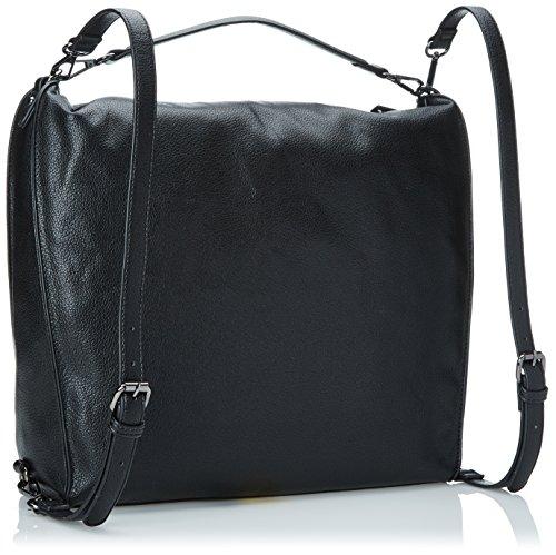 Donna L Nero 35x35x12 w cm Mano 35x35x12 black Agata Gaudì Backpack X A H linea Cm Borsa CZwU86fqx