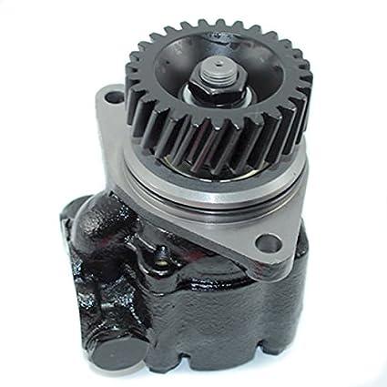 Superb Amazon Com Steering Pump For Isuzu 6Bd1 Engine Encava Automotive Wiring Digital Resources Antuskbiperorg